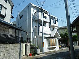 京阪四ノ宮アバンギャルド[201号室号室]の外観