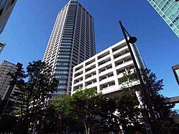 白金タワータワー棟[1005号室]の外観