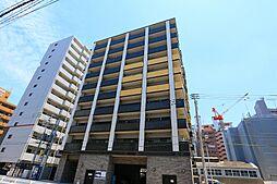 エンクレストベイ天神東[9階]の外観