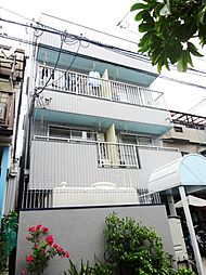 アプトン新大阪[4階]の外観