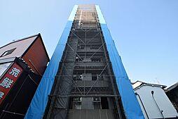 クリア天王寺東[2階]の外観