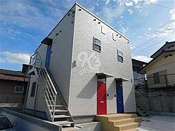 東自由が丘1丁目新築アパート[1020号室]の外観