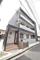 小田急江ノ島線 本鵠沼駅 徒歩1分の賃貸アパート