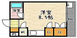 瀬田駅 1.9万円