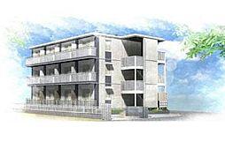 桜区栄和3階建アパート[2階]の外観