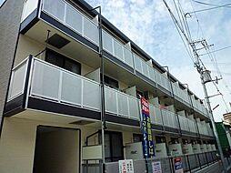 大阪府大阪市福島区大開2丁目の賃貸アパートの外観