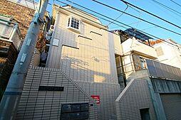 ライブコア国分寺[1階]の外観