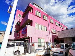埼玉県富士見市鶴馬1丁目の賃貸マンションの外観