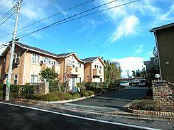 [テラスハウス] 東京都調布市緑ケ丘2丁目 の賃貸【/】の外観