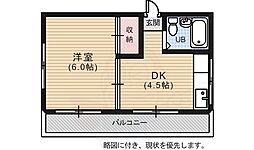 西観音町駅 3.2万円