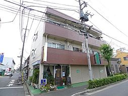 東京都足立区保木間5丁目の賃貸マンションの外観