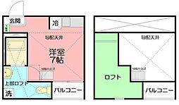 鵠沼海岸駅 7.5万円
