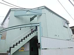 ベルグ新松戸[2階]の外観