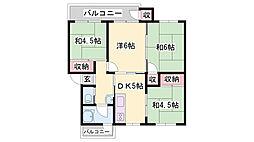 京口駅 3.8万円