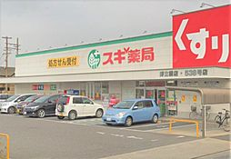 スギ薬局野立橋店