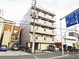大阪府堺市西区鳳東町6丁の賃貸マンションの外観