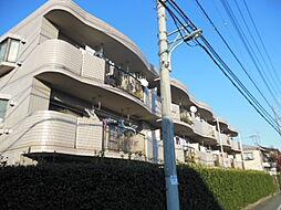 東京都西東京市泉町3丁目の賃貸マンションの外観