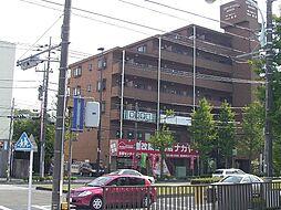 フラワーマンションコヤタ[4階]の外観