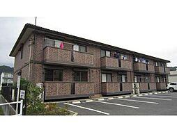静岡県沼津市下香貫七面の賃貸アパートの外観