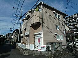 ピナクルIs[2階]の外観