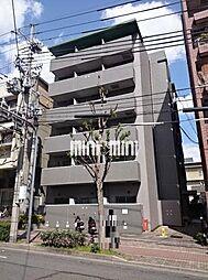 AKATSUKIII[4階]の外観