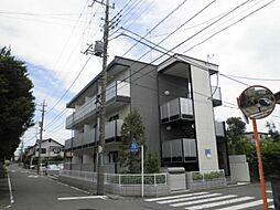 神奈川県相模原市中央区横山台1丁目の賃貸マンションの外観