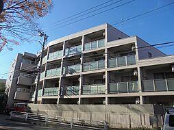 神奈川県川崎市中原区宮内3丁目の賃貸マンションの外観