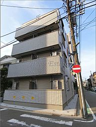 パルテール蒔田[3階]の外観
