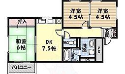 立花駅 6.4万円