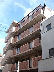 ラルーチェ逢阪[4階]の外観