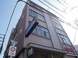 ニュー高井田マンション[4階]の外観