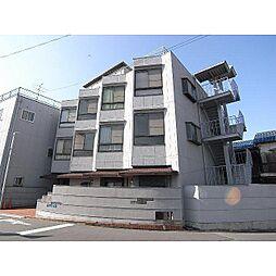 奈良県奈良市南京終町3丁目の賃貸マンションの外観