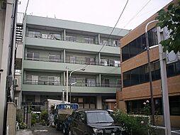 京都府京都市下京区西七条北月読町の賃貸マンションの外観