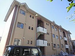 滋賀県守山市勝部2丁目の賃貸マンションの外観