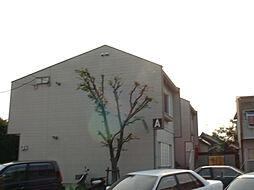 サニーハイム木下 A棟[201号室]の外観
