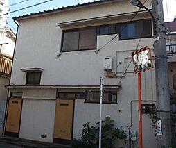 小松アパート[1号室]の外観