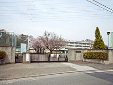 あきる野市立御堂中学校まで1339m