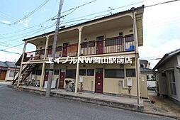 佐藤コーポ[2階]の外観