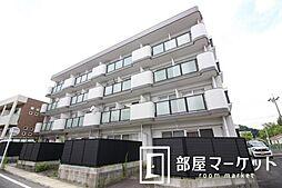 愛知県豊田市平芝町3丁目の賃貸マンションの外観