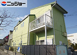 シングル吉川[1階]の外観