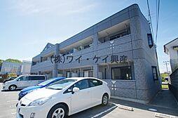 メゾン羽島[1階]の外観