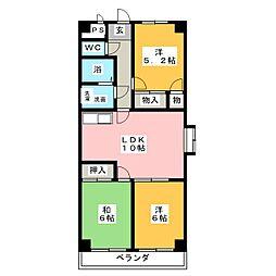 北岡崎駅 6.2万円