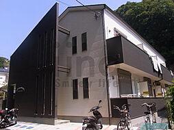 神奈川県横須賀市衣笠栄町3丁目の賃貸アパートの外観