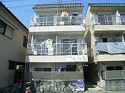 コーポラノビア[2階]の外観