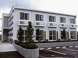 レオパレスレークサイド岡本[106号室]の外観