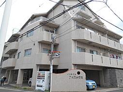 大阪府堺市西区鳳北町5丁の賃貸マンションの外観