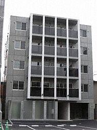 ベラージオ北22条[3階]の外観