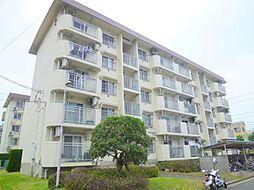 安倉団地(住宅供給公社賃貸物件)[4階]の外観