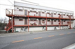 埼玉県春日部市備後西4丁目の賃貸アパートの外観