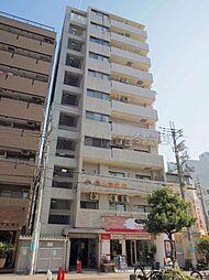 大阪府大阪市中央区玉造2丁目の賃貸マンションの外観